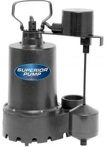 Superior Pump 92341 Sump Pump Review