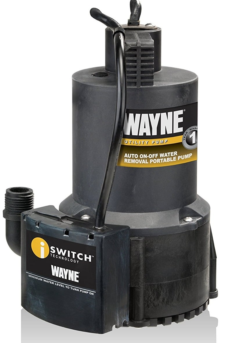 WAYNE EEAUP250 Automatic ON/OFF Electric Water Removal Pump Reviews