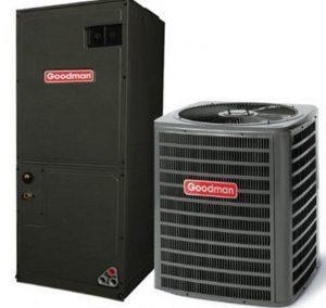 goodman heat pump specs