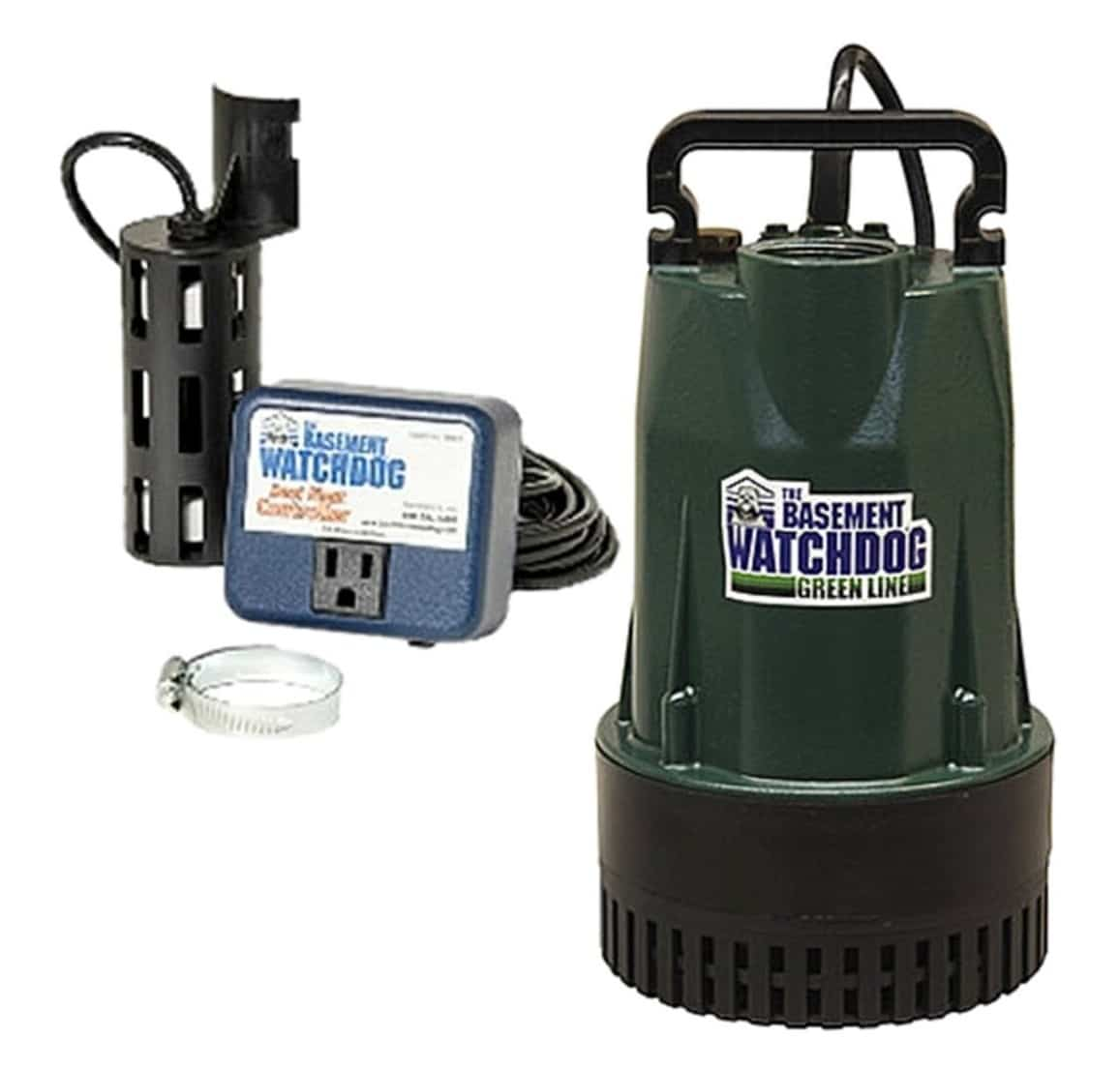 Basement Watchdog BW1050 Sump Pump Reviews