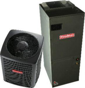 goodman heat pump ratings