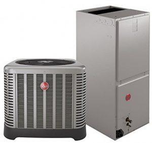 rheem heat pump prices