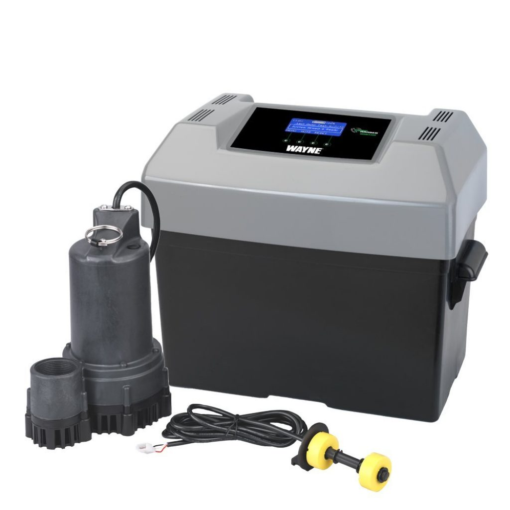 Wayne Wsm3300 Sump Minder Advanced Notification Sump Pump