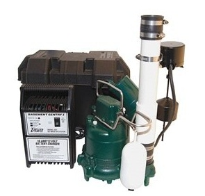 battery backup for sump pump