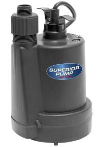 commercial sump pump