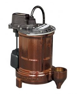 best basement sump pump