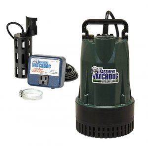 best residential sump pump
