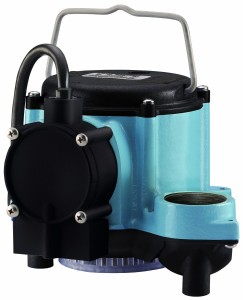 1 hp submersible sump pump
