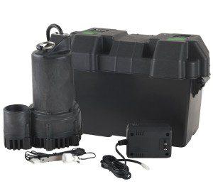best battery backup sump pump reviews