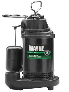 wayne sump pump battery backup