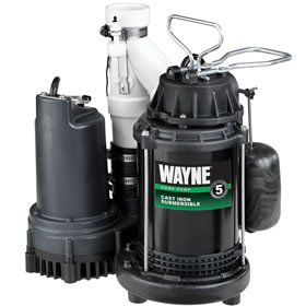 wayne 1 hp sump pump