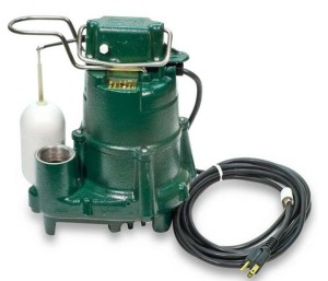 zoeller battery backup sump pump