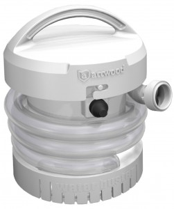 Attwood WaterBuster Portable Pump