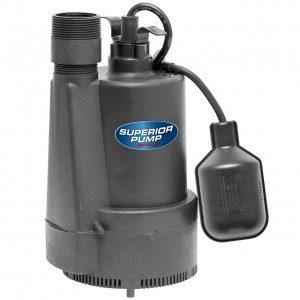 portable sump pump lowes