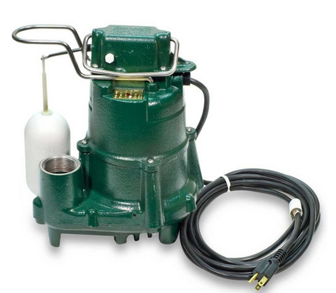 Zoeller 98-0001 Submersible Sump/Effluent Pump Reviews