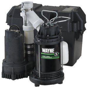 Wayne WSS30V Primary and Backup Sump Pump Review