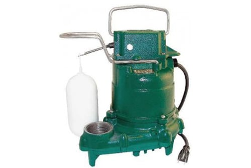 liberty sump pump 257