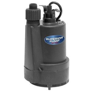 superior sump pump