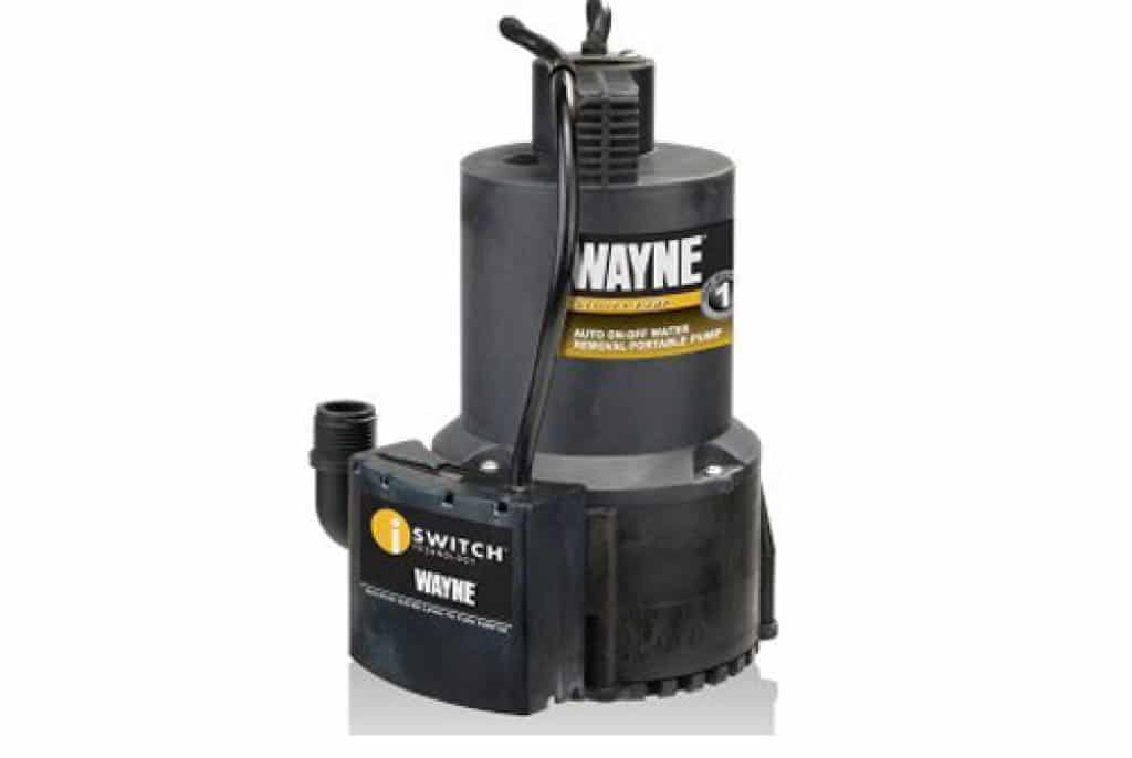 Wayne Eeaup250 Automatic On Off Electric Water Removal