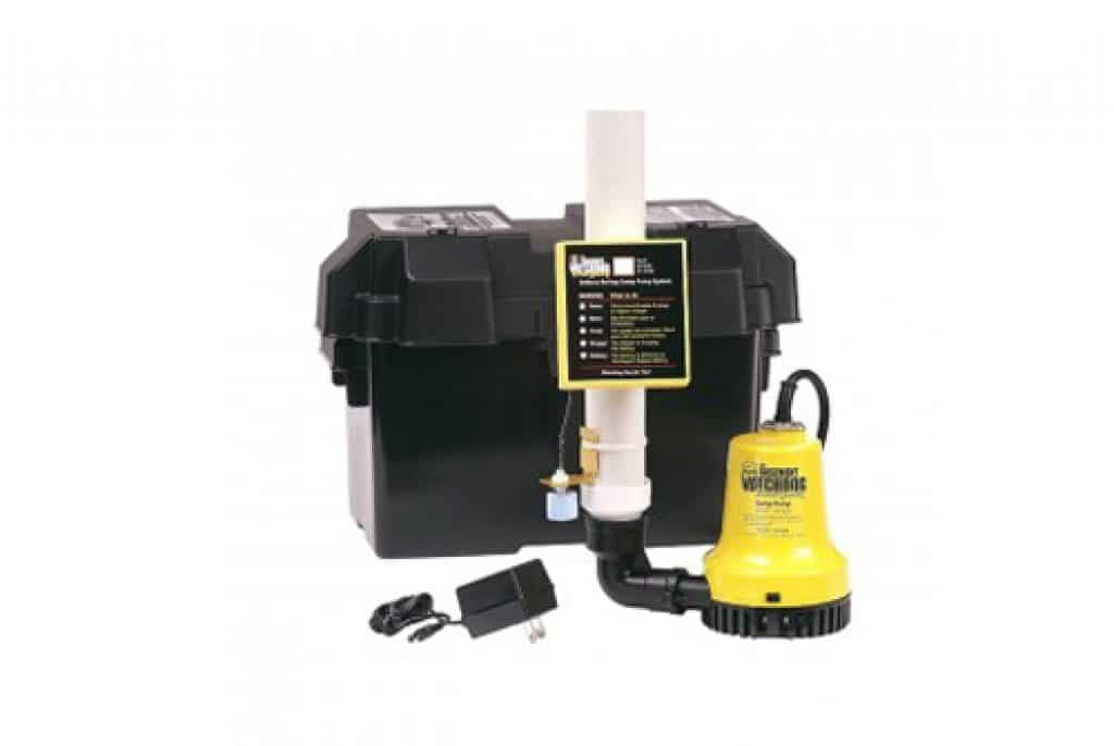 Basement Watchdog BWE 1000 Back-Up Sump Pump Reviews