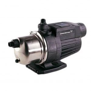 how to install a water pressure booster pump