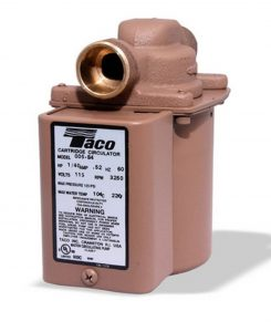 how does a recirculating pump work