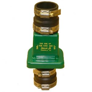 best sump pump check valve