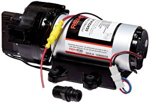 best rv water pump reviews