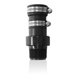 silent sump pump check valve