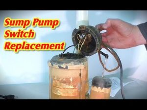 Replace the Sump Pump Float Switch
