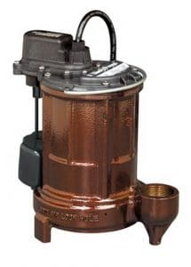 commercial sump pump