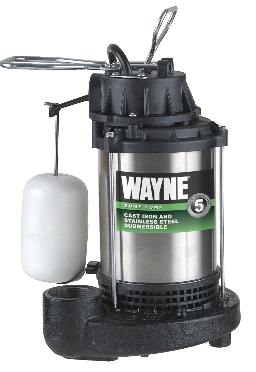 Wayne CDU980E 58321-WYN3 Submersible Sump Pump Review