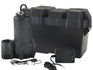 Wayne ESP25 Battery