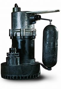 Little Giant 5.5-ASP Submersible Sump Pump