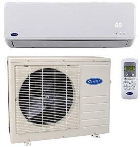 carrier heat pump ratings