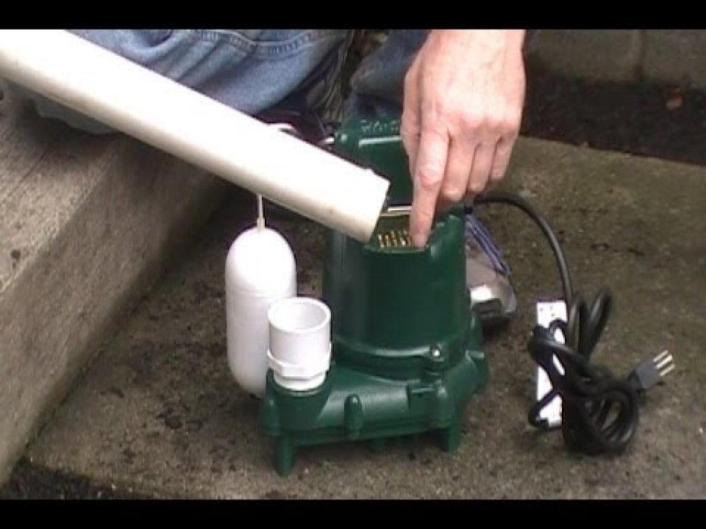 How To Install A Sump Pump Zoeller Submersible Wiring Diagram