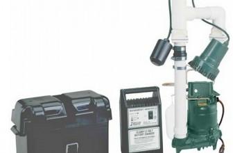 Zoeller 507-0005 Basement Sentry Battery Backup Pump Review