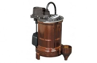 Liberty Pumps 257 1/3 Automatic Submersible Sump/Effluent Pump