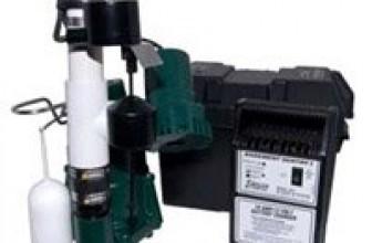 Zoeller 507-0011 Pro Pak 98 Backup Pump System