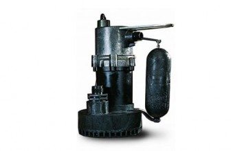 Little Giant 5.5-ASP Submersible Sump Pump Review