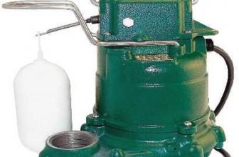 Zoeller 57-0001 M57 Basement High Capacity Sump Pump Reviews