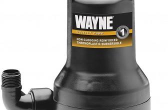 Wayne Water Systems VIP50 Sump Pump Reviews