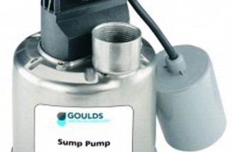 GOULDS PUMPS LSP0311AT Submersible Sump Pump