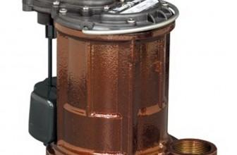 Liberty Pumps 257 1/3 Automatic Submersible Sump/Effluent Pump