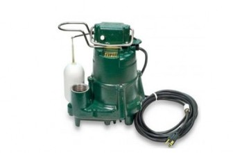 Zoeller 98-0001 Submersible Sump/Effluent Pump