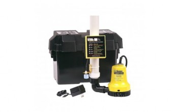 Basement Watchdog BWE 1000 Back-Up Sump Pump Reviews