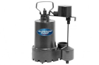 Superior Pump 92341 Cast Iron Sump Pump Review