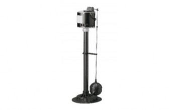 Little Giant VS-P2800 1/3 Horsepower Pedestal Sump Pump Review