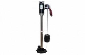 Zoeller 585-0005 Aquanot II Battery Backup Pedestal Sump Pump